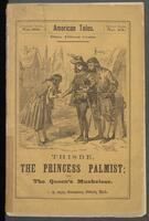 Thisbe, the princess palmist, or, The queen's musketeer