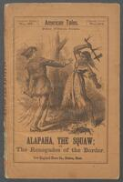 Alapaha, the squaw, or, The renegades of the border