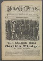 golden belt, or, The Carib's pledge