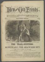 trail-hunters, or, Monowano, the Shawnee spy