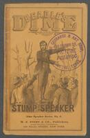 Beadles̕ dime stump speaker