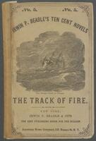track of fire, or, A cruise with the pirate Semmes