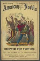 Redpath, the avenger, or, The fair huntress of the south-west