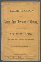 Official report of Lieut.-Gen. Ulysses S. Grant