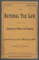 new national tax law