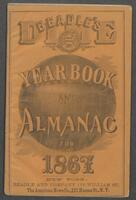 Beadle's dime year book and almanac for 1867