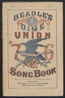 Beadle's dime Union song book