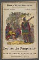 Life of Pontiac the conspirator, chief of the Ottawas