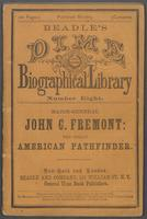 life of Major-Gen. John C. Fremont
