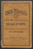 maid of Esopus, or, The trials and triumphs of the Revolution