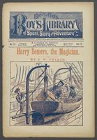 Harry Somers, the magician