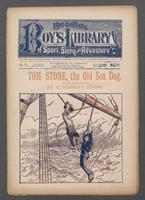 Tom Stone, the old sea dog