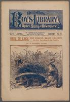 Paul de Lacy, the French beast charmer, or, New York boys in the jungles