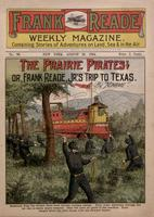 The prairie pirates, or, Frank Reade, Jr.'s trip to Texas