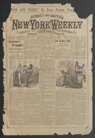 Street and Smith's New York weekly