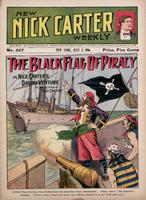 The black flag of piracy, or, Nick Carter's daring venture