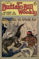 Buffalo Bill and the Apache kid, or, Pawnee Bill's winning hand