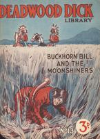 Buckhorn Bill and the moonshiners