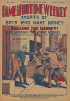Bulling the market, or, The messenger who worked a corner
