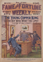 The young copper king, or, The boy who went the limit : (a story of Wall Street)