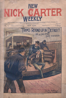 Trim's round up in Detroit, or, A long chase ended in a hurry