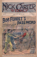 Bob Ferret's pass-word, or, The chase of the gold ship