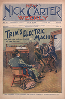 Trim's electric machine, or, The man who had charge of the office