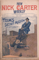 Trim's secret mission, or, A green countryman in town