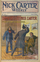 Unmasked by Nick Carter, or, An attempt at blackmail