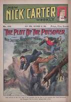 The plot of the poisoner, or, Nick Carter's hairbreadth escape