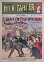 A game of five millions, or, Nick Carter's fight with a fiend