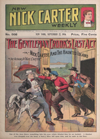 The gentleman crook's last act, or, Nick Carter and the haunted island