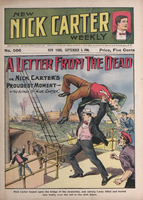 A letter form the dead, or, Nick Carter's proudest moment