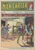 The mysterious treasure hunters, or, Nick Carter's bargain with a crook