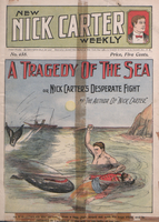 A tragedy of the sea, or, Nick Carter's desperate fight