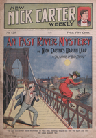East River mystery, or, Nick Carter's daring leap