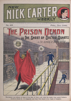 The prison demon, or, The ghost of Dr. Quartz