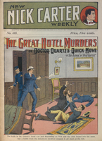 The great hotel murders, or, Dr. Quartz's quick move