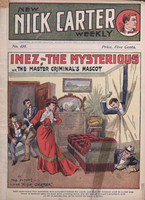 Inez, the mysterious, or, The master criminal's mascot