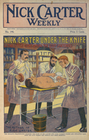 Nick Carter under the knife, or, The little giant among the body-snatchers