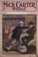 Nick Carter's slippery quarry, or, The case against Frisco Jim