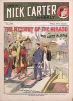 The mystery of the Mikado, or, Nick Carter in Japan