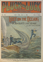 Lost on the ocean, or, Ben Bluff's last voyage