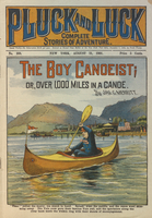 The boy canoeist, or, Over 1,000 miles in a canoe