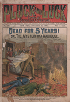 Dead for 5 years, or, The mystery of a madhouse