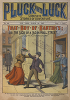 That boy of Barton's, or, The luck of a lad in Wall Street