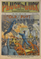 """Old Put,"" or, The fire boys of Brandon"