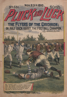 The flyers of the gridiron, or, Half-back Harry, the football champion
