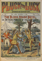 The block house boys, or, The young pioneers of the Great Lakes