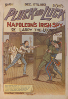 Napoleon's Irish spy, or, Larry the Lugger